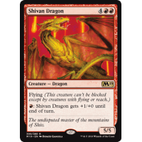 Shivan Dragon Thumb Nail