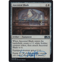 Ancestral Blade FOIL Signed by Scott Murphy Thumb Nail