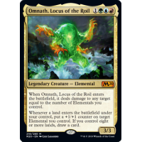 Omnath, Locus of the Roil Thumb Nail