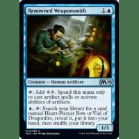 Renowned Weaponsmith Thumb Nail