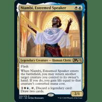 Niambi, Esteemed Speaker Thumb Nail