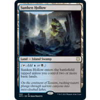 Sunken Hollow Thumb Nail