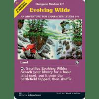 Evolving Wilds Thumb Nail