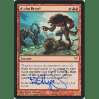 Alpha Brawl Signed by Randy Gallegos Thumb Nail