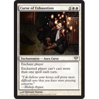 Curse of Exhaustion Thumb Nail