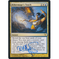 Aethermage's Touch Signed by Randy Gallegos Thumb Nail