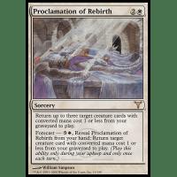 Proclamation of Rebirth Thumb Nail
