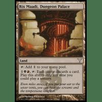 Rix Maadi, Dungeon Palace Thumb Nail