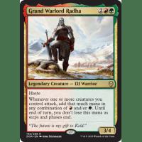 Grand Warlord Radha Thumb Nail