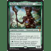 Multani, Yavimaya's Avatar Thumb Nail