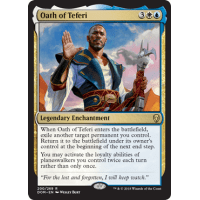 Oath of Teferi Thumb Nail