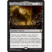 Yawgmoth's Vile Offering Thumb Nail