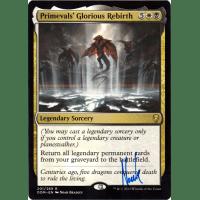 Primevals' Glorious Rebirth Signed by Noah Bradley Thumb Nail