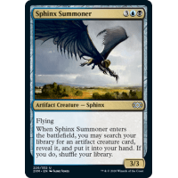 Sphinx Summoner Thumb Nail