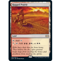 Rugged Prairie Thumb Nail