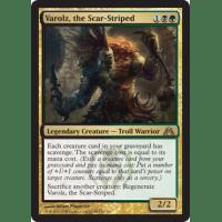 Varolz, the Scar-Striped Thumb Nail