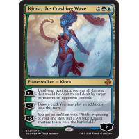 Kiora, the Crashing Wave Thumb Nail