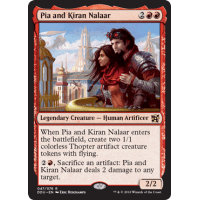 Pia and Kiran Nalaar Thumb Nail