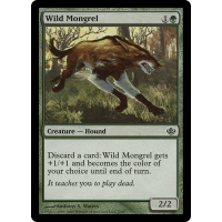 Wild Mongrel Thumb Nail