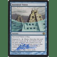 Ancestral Vision Signed by Mark Poole (Jace vs. Chandra) Thumb Nail