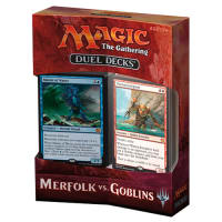 Duel Deck: Merfolk Vs. Goblins Thumb Nail
