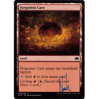 Forgotten Cave Signed by Noah Bradley Thumb Nail