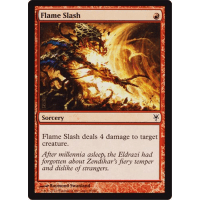 Flame Slash Thumb Nail