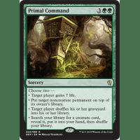 Primal Command Thumb Nail