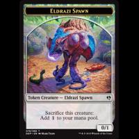 Eldrazi Spawn (Token) 078 Thumb Nail