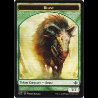 Beast (token, 3/3) Thumb Nail
