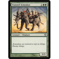 Trained Armodon Thumb Nail
