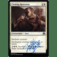 Choking Restraints Signed by John Stanko Thumb Nail