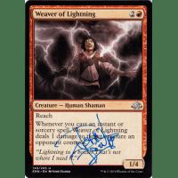Weaver of Lightning Signed by John Stanko Thumb Nail