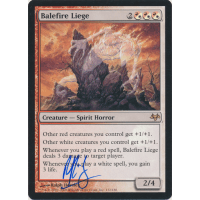 Balefire Liege Signed by Ralph Horsley Thumb Nail