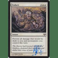 Endure Signed by Ralph Horsley Thumb Nail