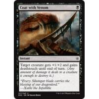 Coat with Venom Thumb Nail