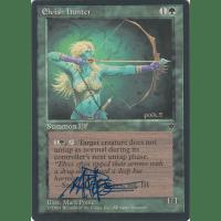 Elvish Hunter Signed by Mark Poole Thumb Nail