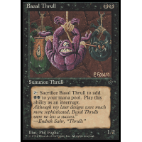 Basal Thrull Thumb Nail