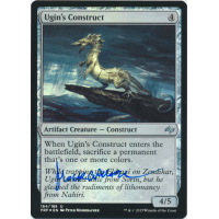 Ugin's Construct FOIL Signed by Peter Mohrbacher Thumb Nail