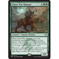 Temur War Shaman Thumb Nail