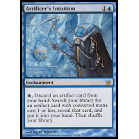 Artificer's Intuition Thumb Nail