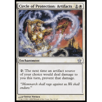 Circle of Protection: Artifacts Thumb Nail