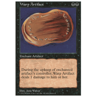 Warp Artifact Thumb Nail