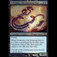 Kokusho, the Evening Star Thumb Nail