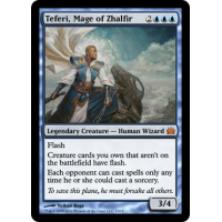Teferi, Mage of Zhalfir Thumb Nail