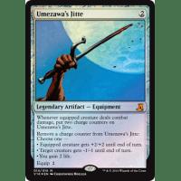 Umezawa's Jitte Thumb Nail