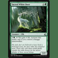 Sacred White Deer Thumb Nail