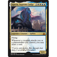 Isperia, Supreme Judge Thumb Nail