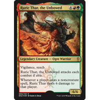 Ruric Thar, the Unbowed Thumb Nail