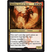 Rakdos, Lord of Riots Thumb Nail